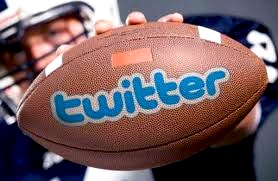 football twitter vertical marketing network