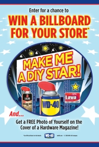 Vertical Marketing Network created this gotta-look pre-show promo for WD-40