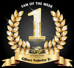 Everyone loves free stuff! One of the keys to creating a successful social media promotion is inspiring people to interact with your page, as Golden West Casino did with their Fan-of-the-Week promotion