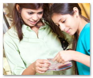 Hispanic women are increasingly turning to mobile coupon apps to save money on their grocery bills