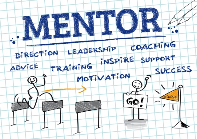 Where Do You Find Inspiration? Top Leaders Share Their Mentor Moments
