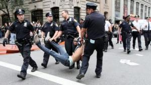 The NYPD asked Twitter users to share photos of themselves and NYPD officers using the hashtag #myNYPD. Begs the question: what did they think would happen?