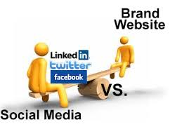 Social media vs. your brand's website: which will help you reach your goals?