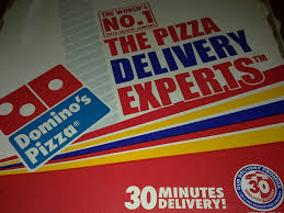 "Once famous for its ""30 minutes or less"" pizza delivery guarantee, Domino's is now proudly trumpeting the fact that it will take longer for you to get your pie. While ""30 Minutes or Less"" was hugely successful, Domino's wanted to change the perception that quality was sacrificed for speed."
