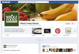 The Whole Foods Facebook page continually posts things that people care about: healthy eating, recipes, and tips and tricks for easy, tasty, guilt-free dinners