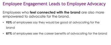 purple employee advocacy